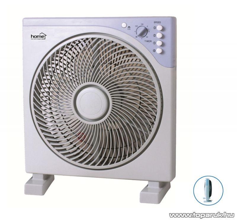 HOME BF 30 Asztali ventilátor, 30 cm - készlethiány