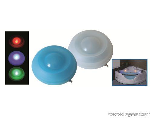 HOME CDF 2 Elemes medence világítás, LED úszó mécses medencéhez, jakuzzihoz
