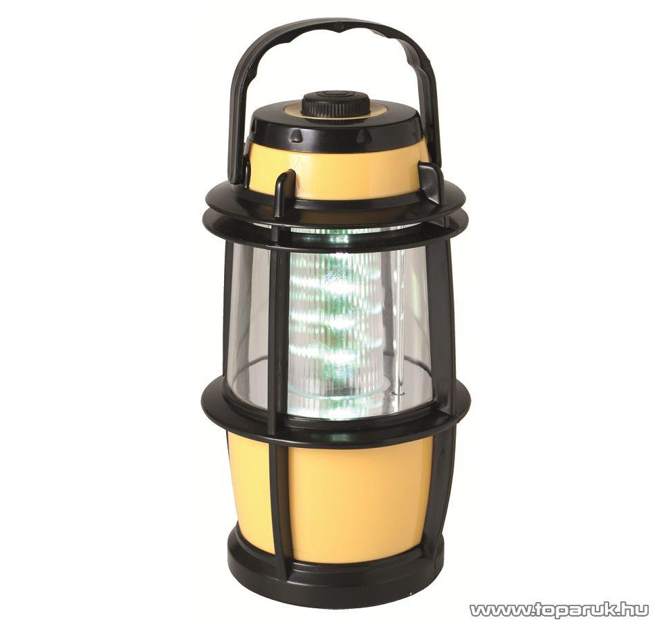 HOME CL 16L LED-es kempinglámpa, 16 db LED-del