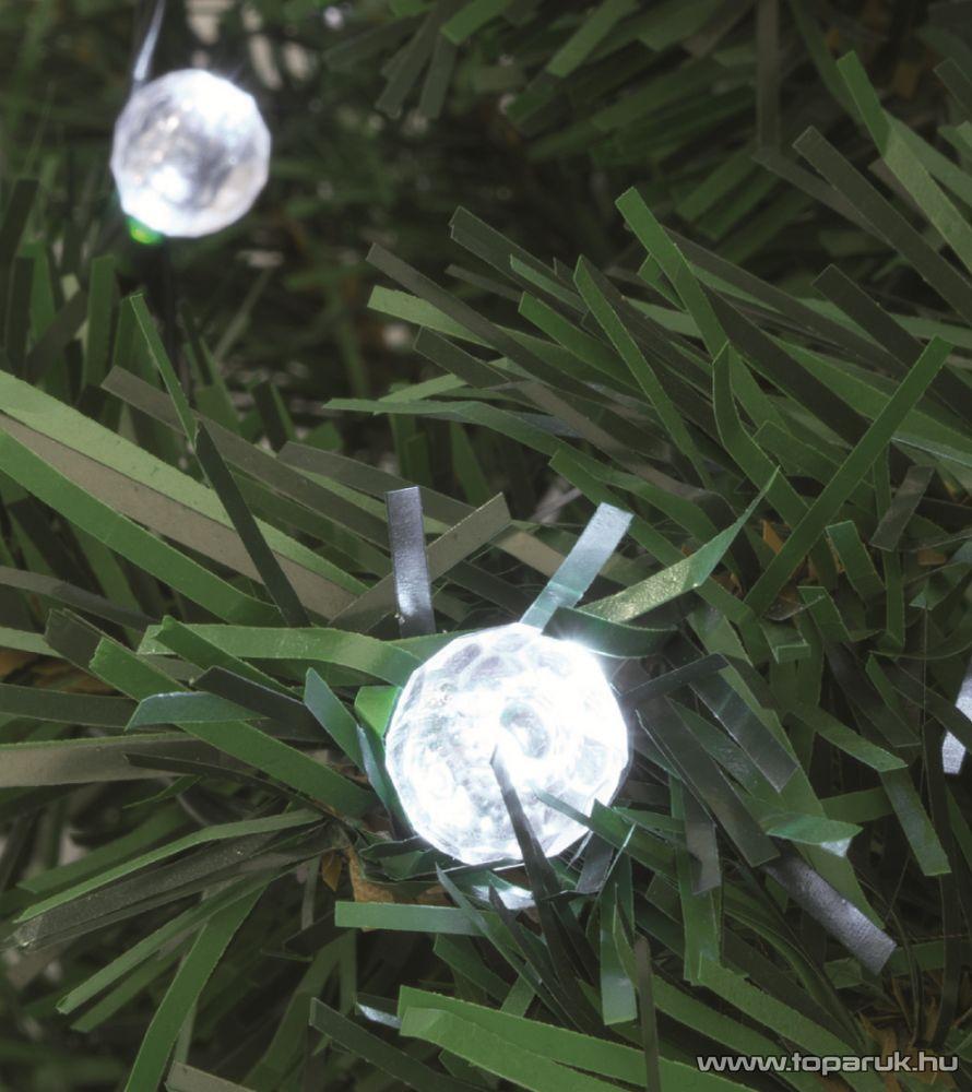 HOME DECO 2 Dekorációs szett izzósorhoz, gömb, 5 mm-es LED-re, 50 db / csomag