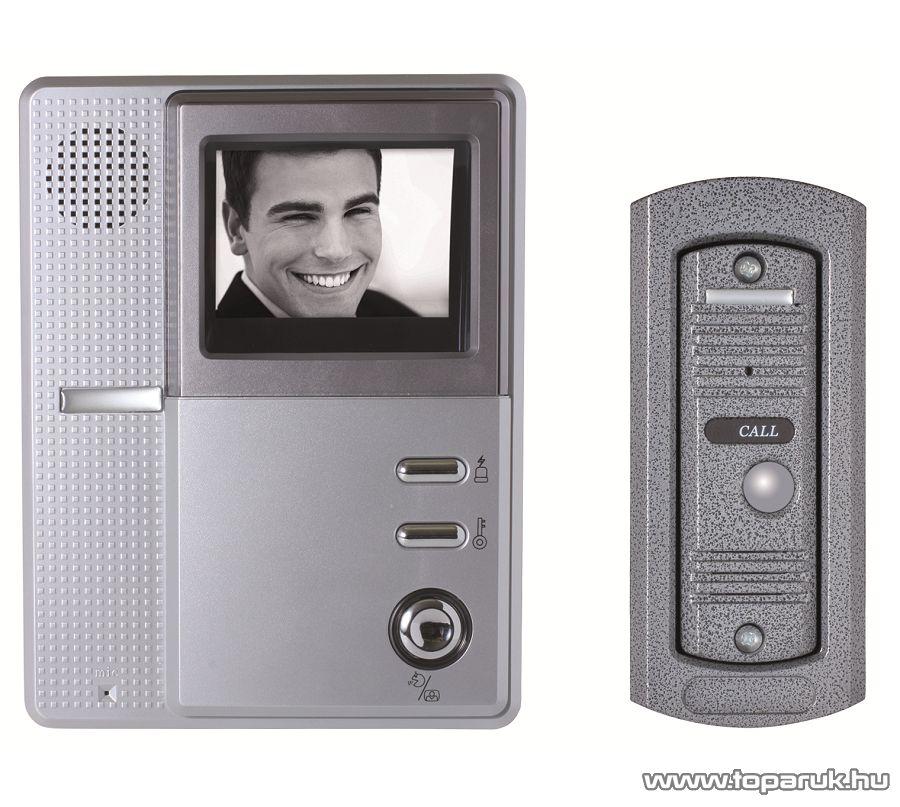 HOME DPV 21 Vezetékes videó kaputelefon szett