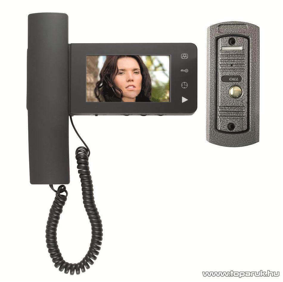 HOME DPV 24 Vezetékes színes kijelzős videó kaputelefon szett