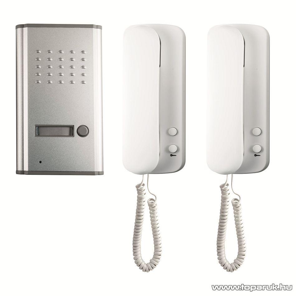 HOME DP 011 Két helyiséges vezetékes kaputelefon szett