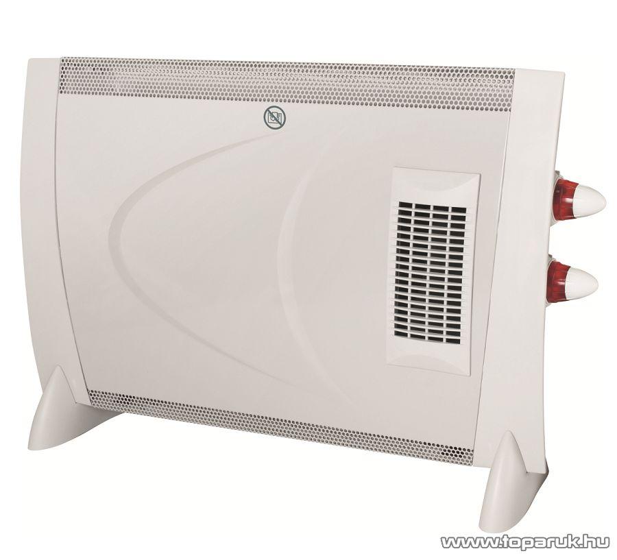 HOME FK 19 TURBO Elektromos konvektor fűtőtest ventilátorral, 2000 W