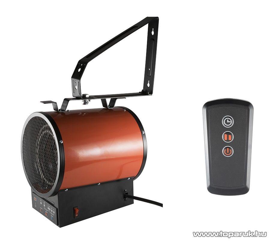 HOME FK 32 Fali vagy hordozható ventilátoros fűtőtest távirányítóval, max. 3000W