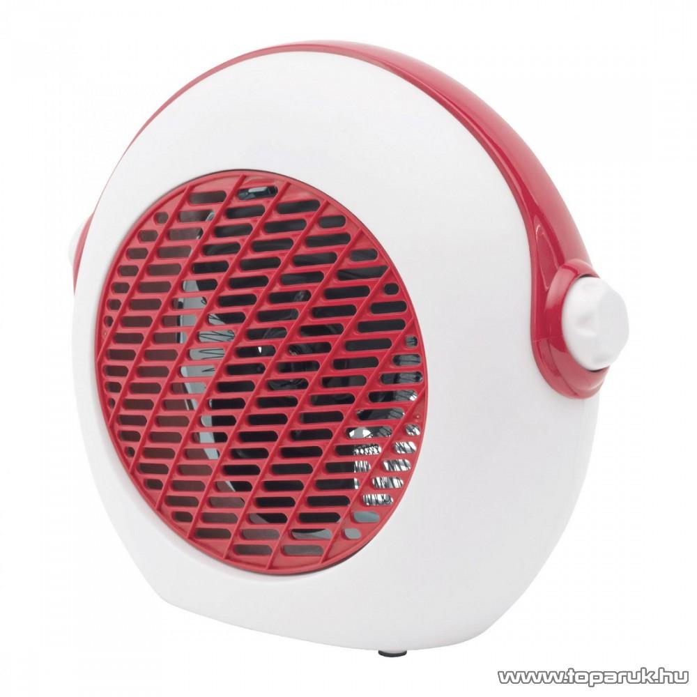 HOME FK 37/RD Hordozható elektromos ventilátoros fűtőtest, hősugárzó, piros, 2000 W