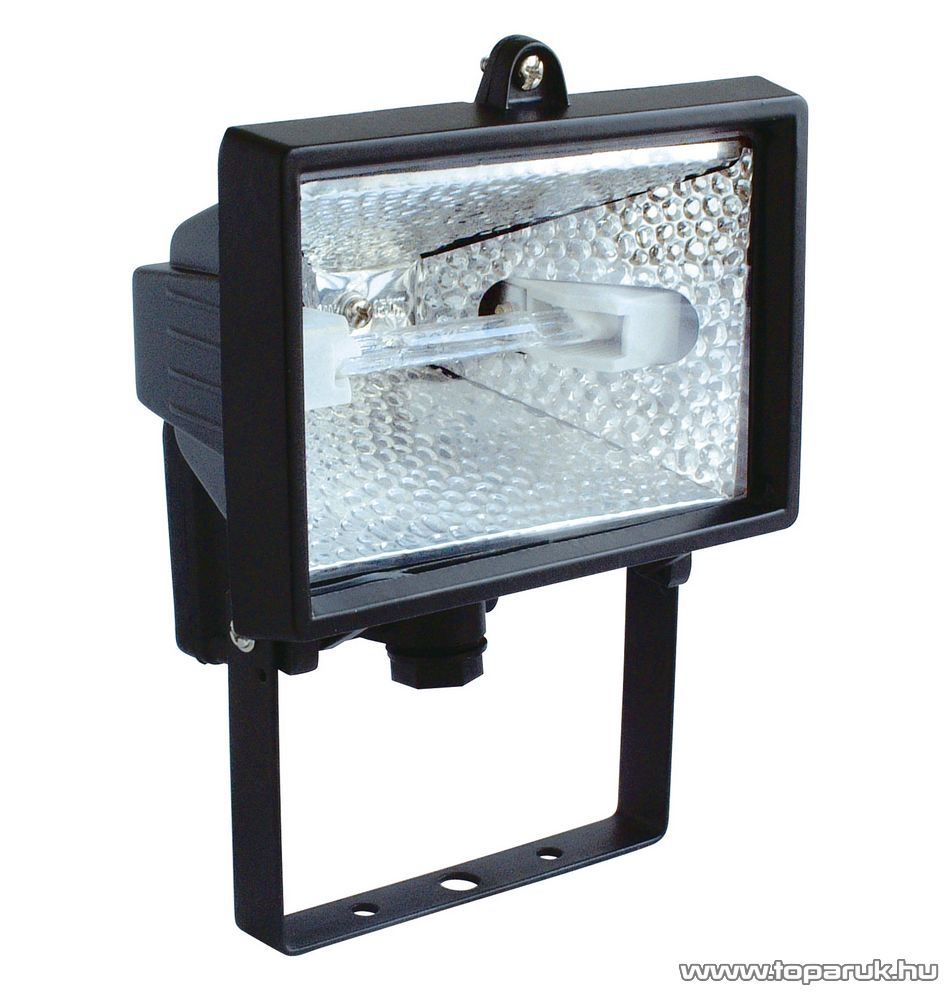 HOME FL 150/BK Kültéri kivitelű fényvető, 120W, fekete