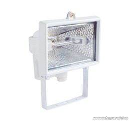HOME FL 500/WH Kültéri kivitelű fényvető, 400W, fehér