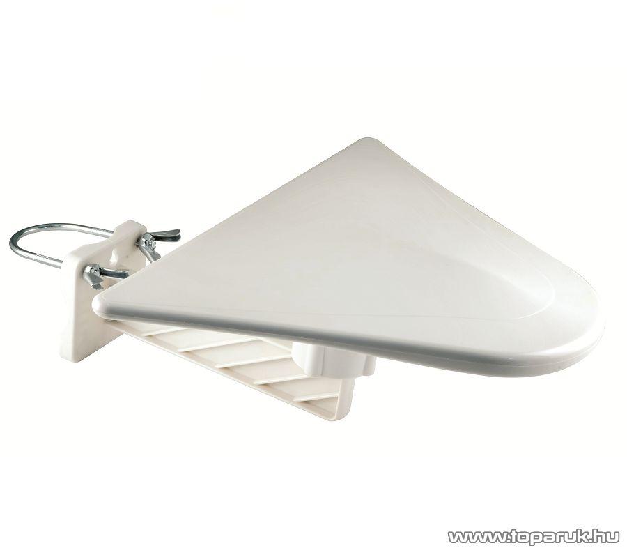 HOME FZ 56 DVB-T / T2 kültéri TV antenna erősítővel, 56 dB
