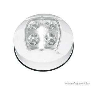 HOME GL 04 LED-es elemlámpa, univerzális, 4 LED-es