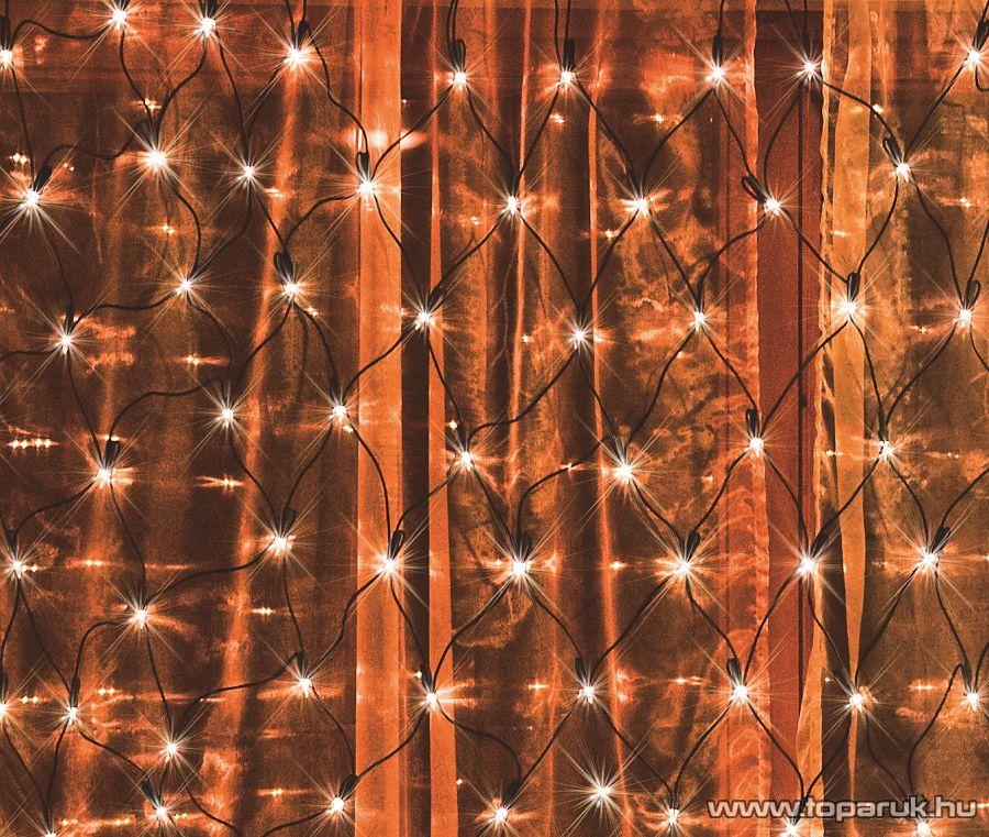 HOME G 4003/CL Beltéri hagyományos izzós háló, 300 x 300 cm, 160 db fehér izzóval - készlethiány