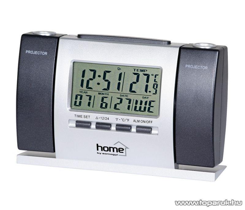 HOME HCP 20 Duplakivetítős óra