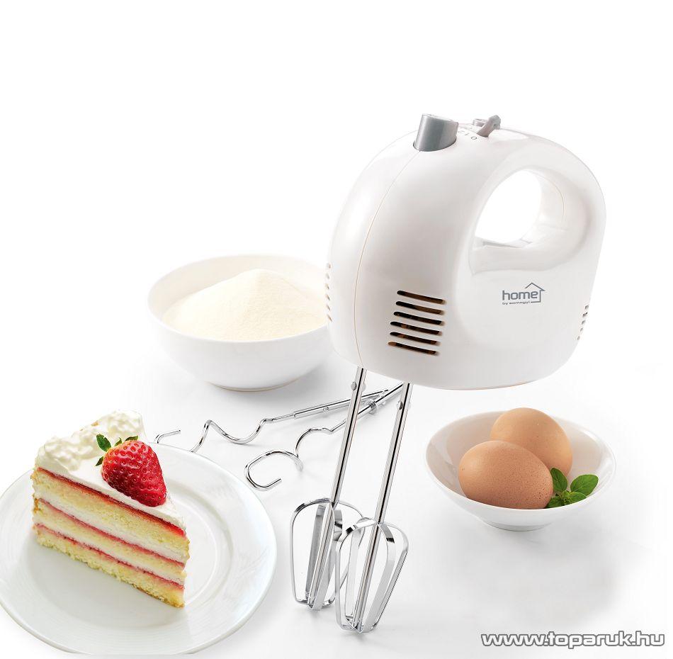 HOME HG KM 17 kézi mixer, fehér, 250 W