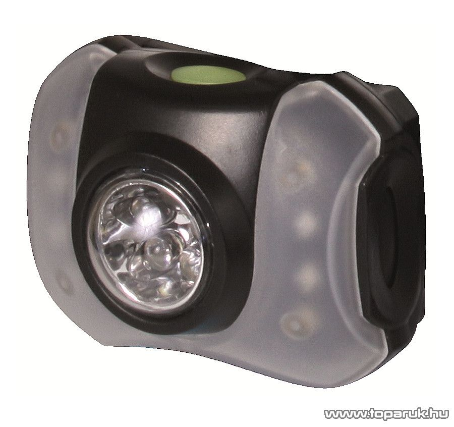 HOME HLP 5+4L Fejlámpa, 5 + 4 LED-es