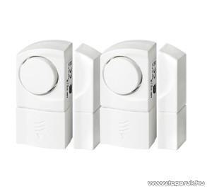 HOME HS 22/2 Ajtó és ablaknyitás riasztó, 2 db / csomag