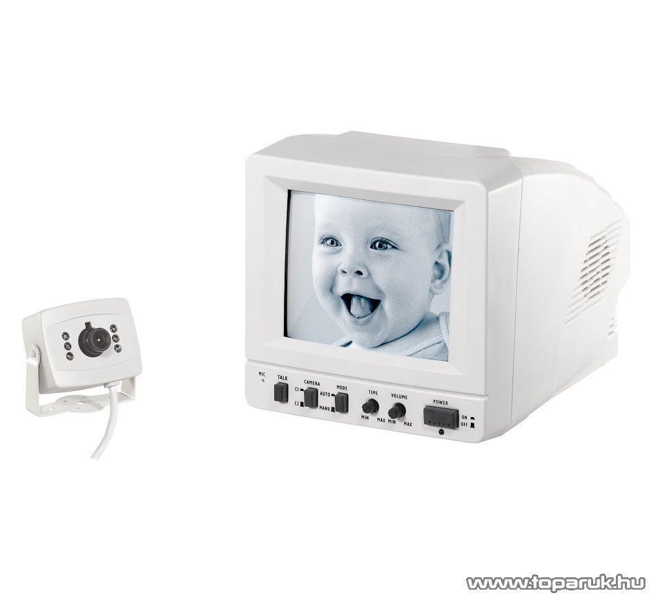 HOME HS 80 Vezetékes kamera szett - megszűnt termék: 2015. május