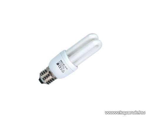 HOME KFU 7/27 Kompakt fénycső, 2U, 7 W, E 27, 2700 K