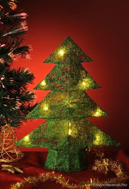 HOME KID 40/GR Fenyőfa dísz, 40 cm - készlethiány