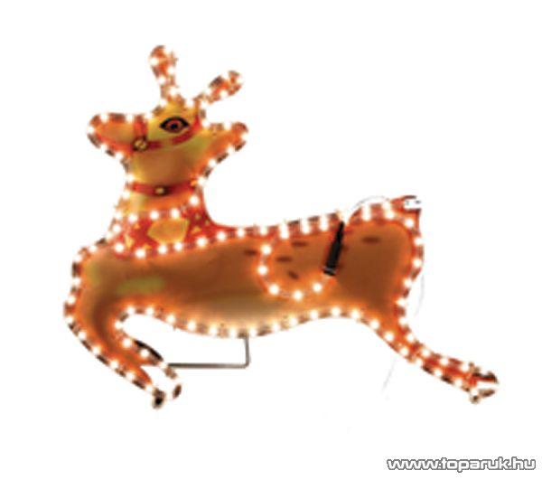 HOME KKD 301 Kültéri szarvas figura világítással - megszűnt termék: 2014. október