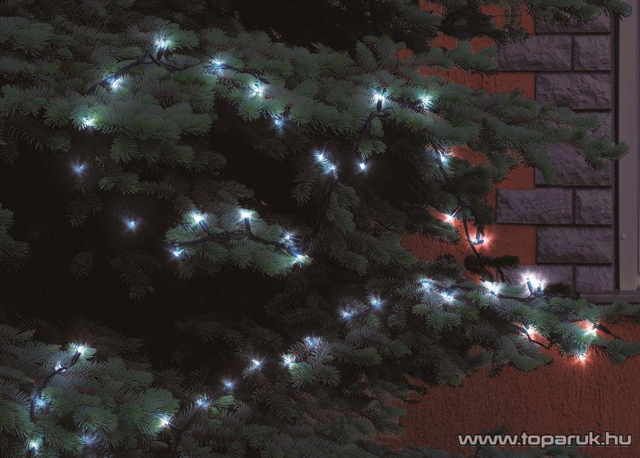 HOME KKL 208 Kültéri LED-es fényfüzér, 200 db hidegfehér LED-del - megszűnt termék: 2014. november
