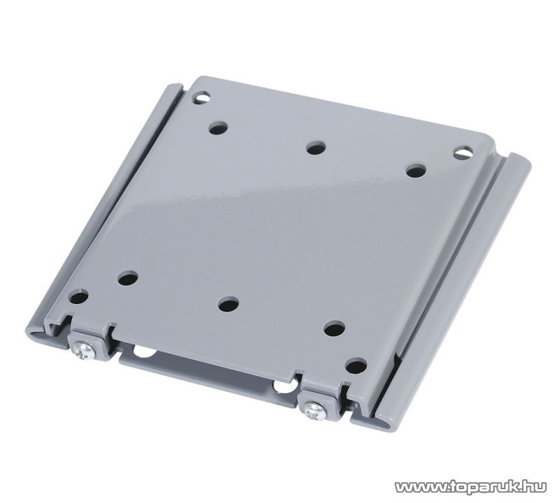 HOME LCDH 10 Fix fali tartó LCD és plazma TV-hez (33-61 cm képátlóig), ezüst