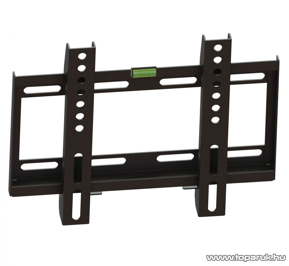HOME LCDH 250 Fix fali tartó LCD, LED és plazma TV-hez (max 94 cm / 37 col átmérőig), fekete
