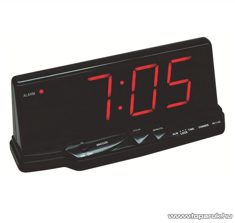 HOME LTC 02 LED asztali digitális ébresztőóra