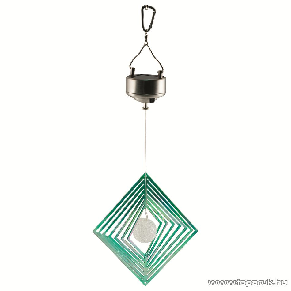 HOME MX 101 LED-es napelemes szolár dísz