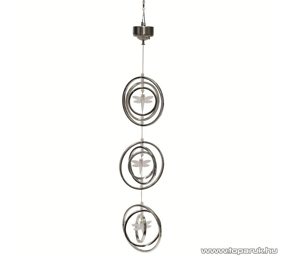 HOME MX 102 Napelemes szolár lámpa, függő, szitakötő