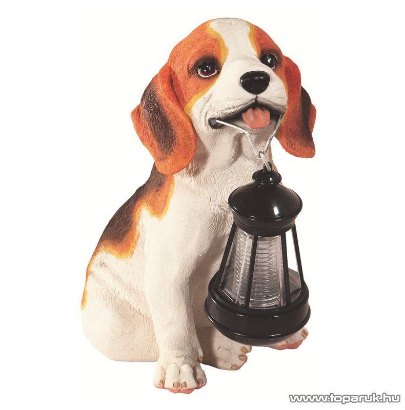 HOME MX 631A Kutya napelemes lámpával
