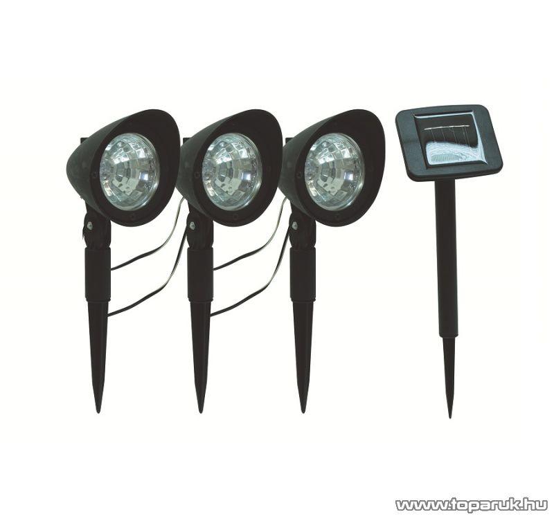 HOME MX 735/3 Napelemes reflektor szett - készlethiány