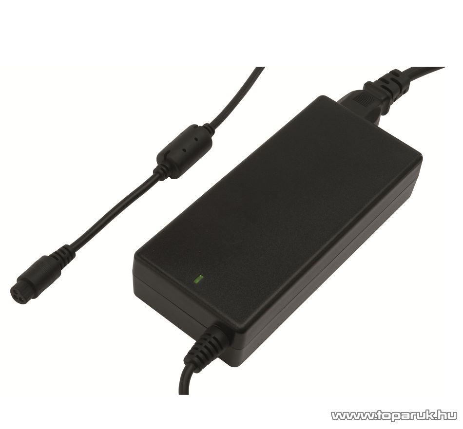 HOME NBC 90W univerzális laptop / notebook töltő adapter tápkábellel, 19V - 20V / 4,5A - 6A, 90W