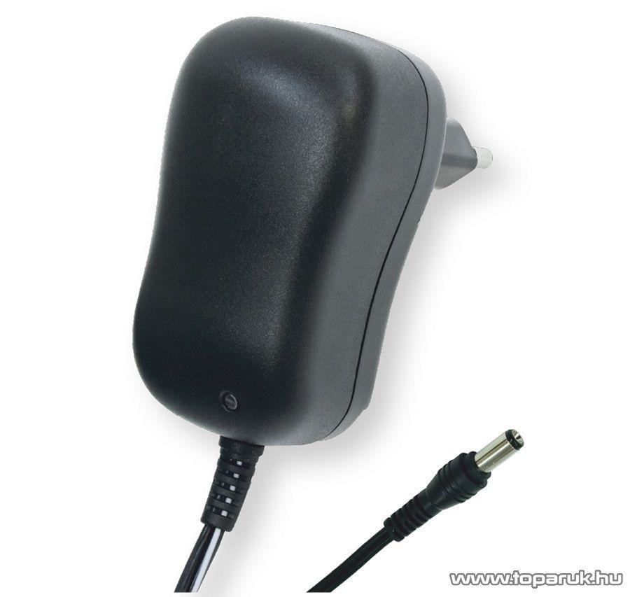 HOME NK 120P100 Fix feszültségű hálózati adapter, 1000 mA, 12 V