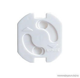 HOME NV 10X Konnektorvédő vakdugó szett (gyermekvédő), 1 db - készlethiány