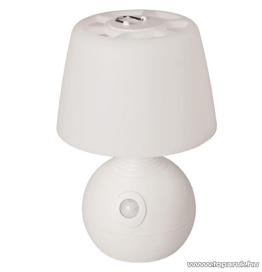 HOME PNL 4 LED-es mozgásérzékelős asztali lámpa, fehér
