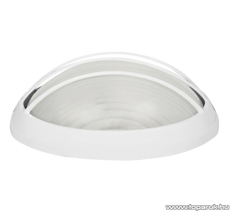 HOME RCO 3221/WH Fali lámpa, ovális, 32 x 21 cm - készlethiány