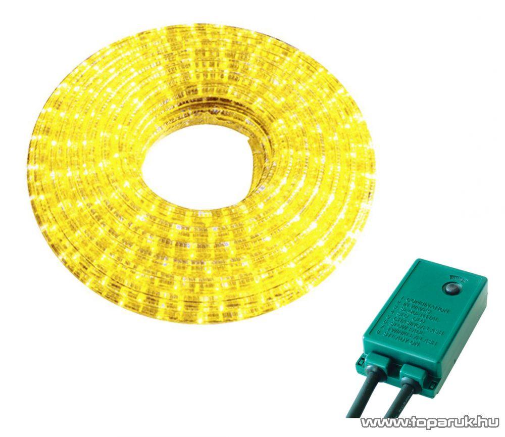HOME RP 102/8 Kültéri programozható világító cső, 10 m, sárga - készlethiány