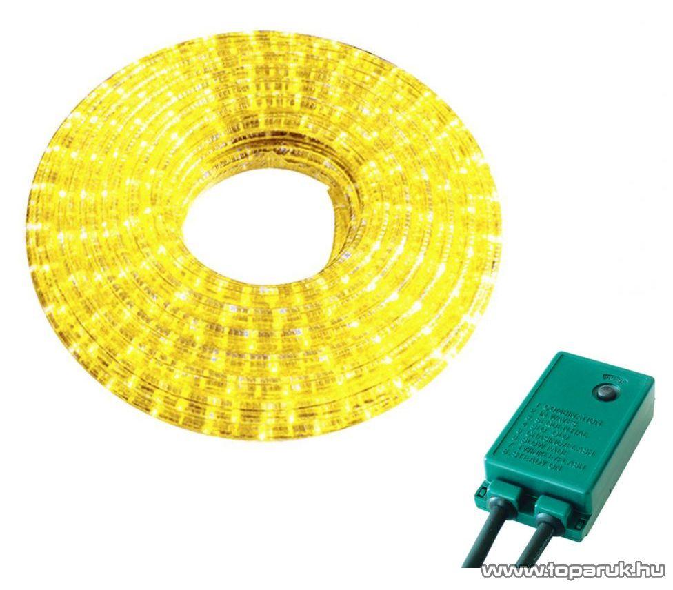 HOME RP 202/8 Kültéri programozható világító cső, 20 m, sárga - megszűnt termék: 2016. október