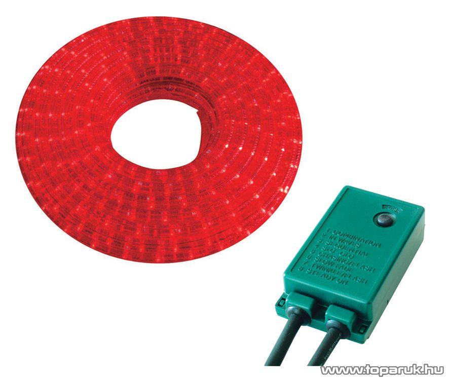 HOME RP 203/8 Kültéri programozható világító cső, 20 m, piros - készlethiány