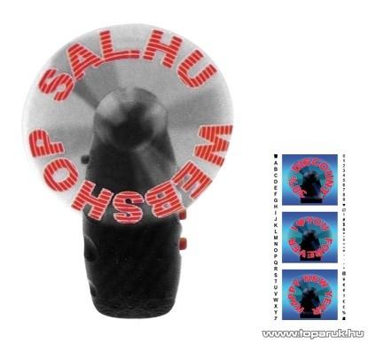 HOME SMP 96 Kézi ventilátor és szövegkivetítő - megszűnt termék: 2015. júmius