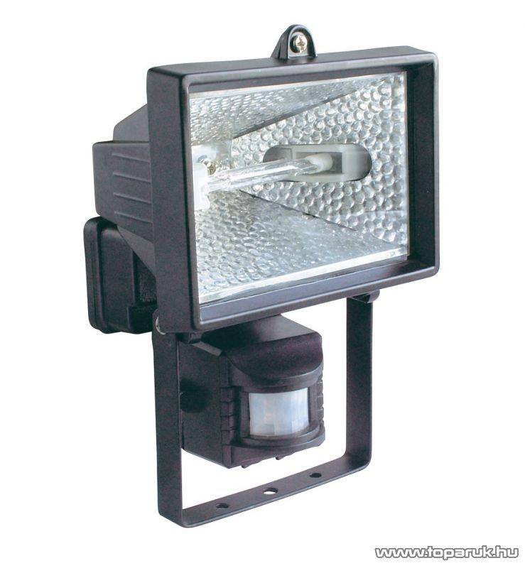 HOME ZTG 150/BK Mozgásérzékelős fényvető, 150 W, fekete - megszűnt termék: 2015. január