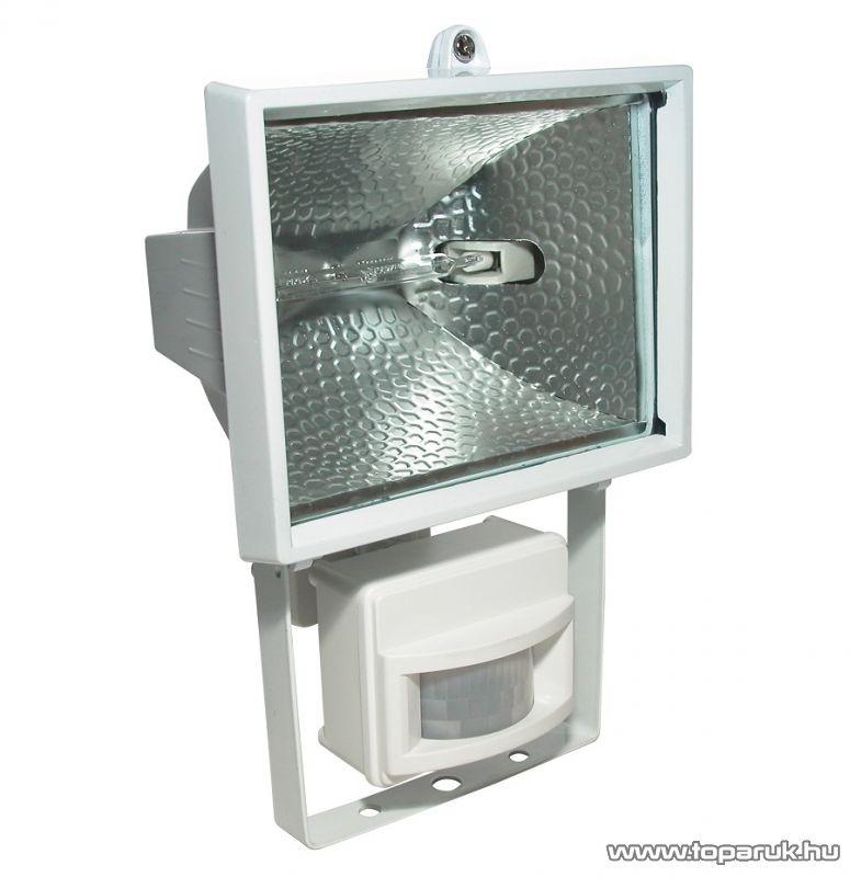 HOME ZTG 500/WH Mozgásérzékelős fényvető, 500 W, fehér - megszűnt termék: 2016. május
