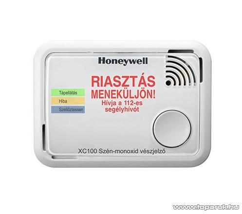 Honeywell XC100-HU Szén monoxid érzékelő, CO érzékelő, riasztó
