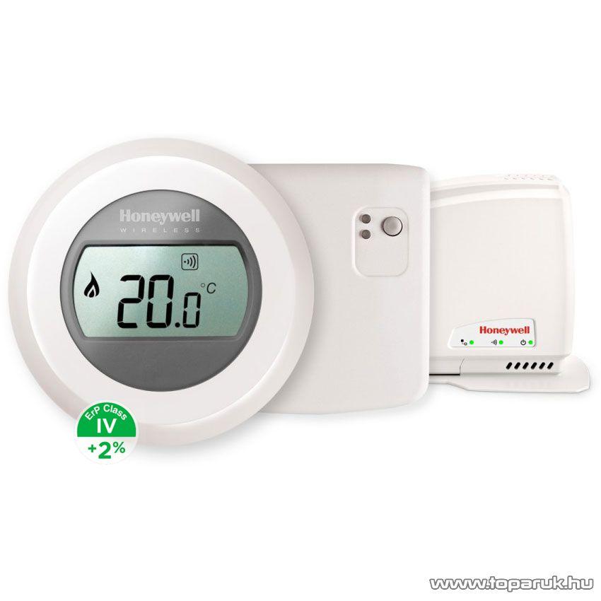 Honeywell Y87RFC2032 Internetes okostermosztát csomag (termosztát, gateway, kapcsoló modul)