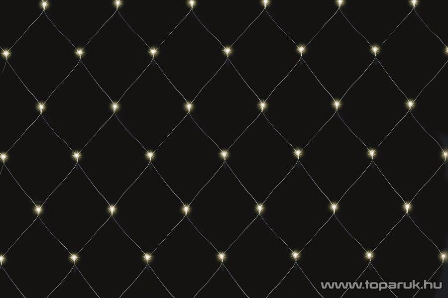 HOME KLN 400/WW Kültéri LED-es fényháló 400 db meleg fehér fényű leddel, 600 x 400 cm
