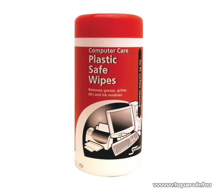 Servisol PLASTIC Általános törlőkendő - megszűnt termék: 2015. május