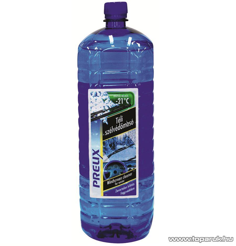 PRELIX TE01473 téli szélvédőmosó folyadék, -21 fok, 2 l
