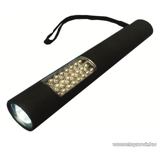 PROSTO PL1012 LED-es elemlámpa, 24 db LED + 1 db 0,5 W LED