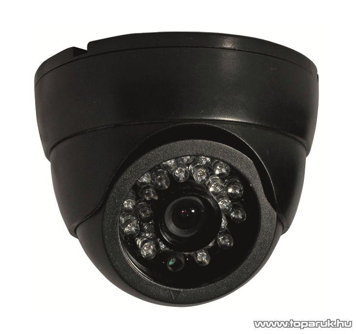 PROSTO SS-212C Beltéri műanyag házas színes biztonsági kamera