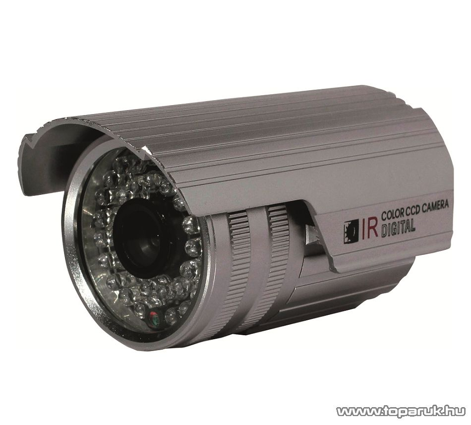 PROSTO SS-215C Kültéri fém házas színes biztonsági kamera